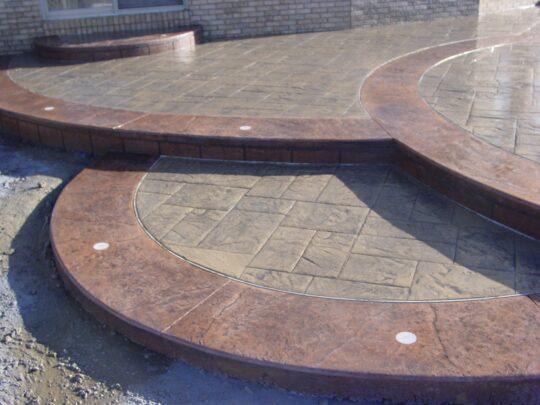 Decorative concrete-Port St Lucie Concrete Contractor & Repair Services