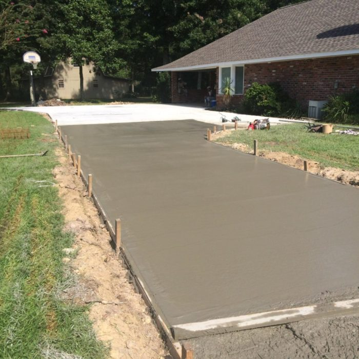 Driveway repairs-Port St Lucie Concrete Contractor & Repair Services