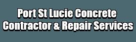Port St Lucie Concrete Contractor & Repair Services-logo