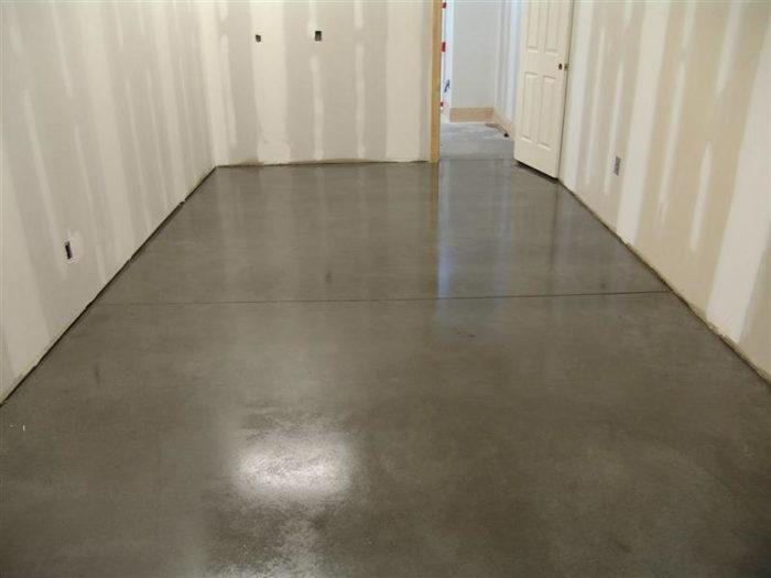 Sealed concrete-Port St Lucie Concrete Contractor & Repair Services