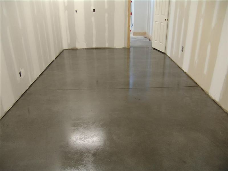 Sealed concrete-Port St Lucie Concrete Contractor & Repair Services