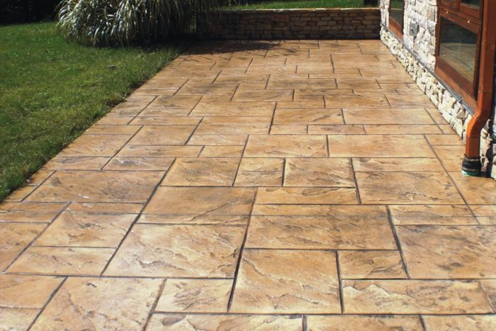 Stamped concrete-Port St Lucie Concrete Contractor & Repair Services